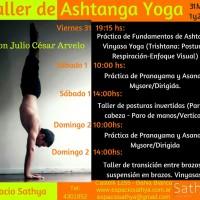 Taller de Ashtanga YogaAbril2017