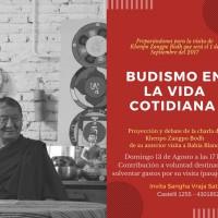 Budismo en la vida cotidiana
