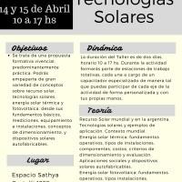 Taller de Tecnologías Solares (6)