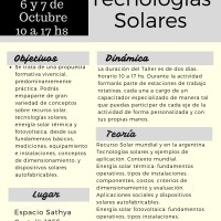 Taller de Tecnologías Solares (8)